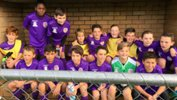 Under-12s in dugout - cropped