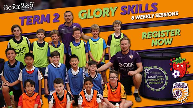 Go for 2&5 Glory Skills TERM 2