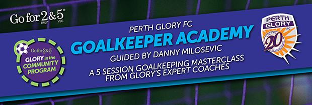 Go for 2 & 5 Glory in the Community Goalkeeper Acadmey HEADER v3