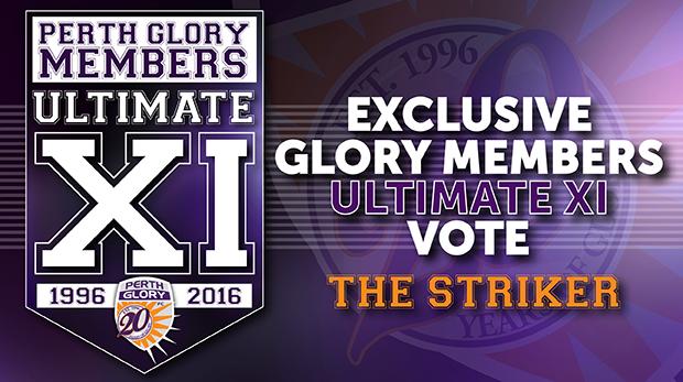Glorys Ultimate XI The Striker WEB HEADER