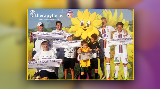 Perth Glory Therapy Focus 2