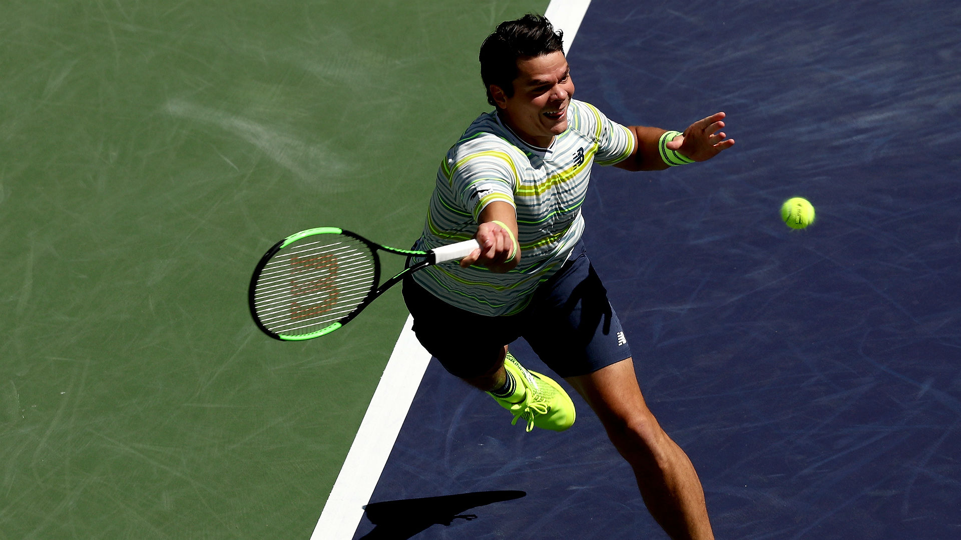 Defending champion Roger Federer reaches BNP Paribas Open final