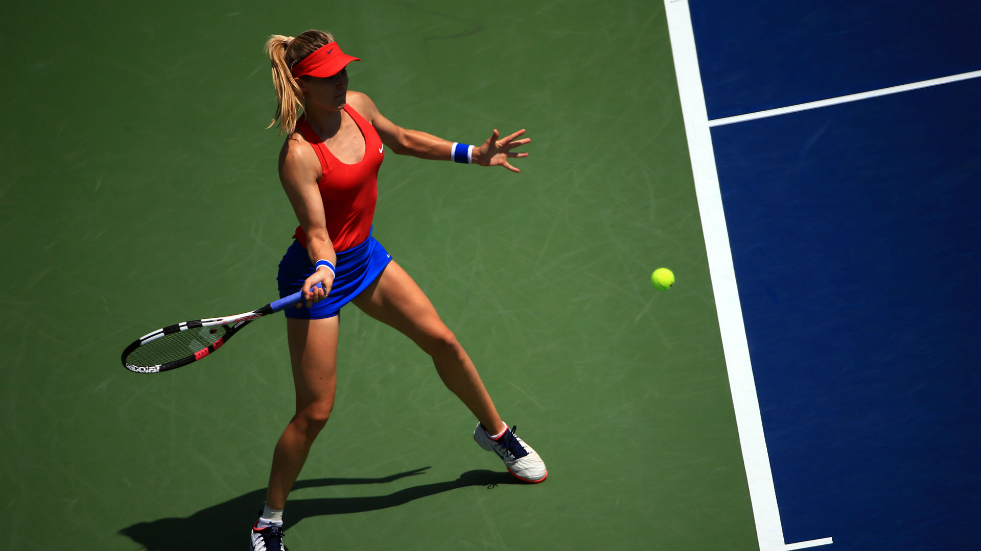 Wozniacki eases through as Bouchard and Thiem exit Rogers Cup