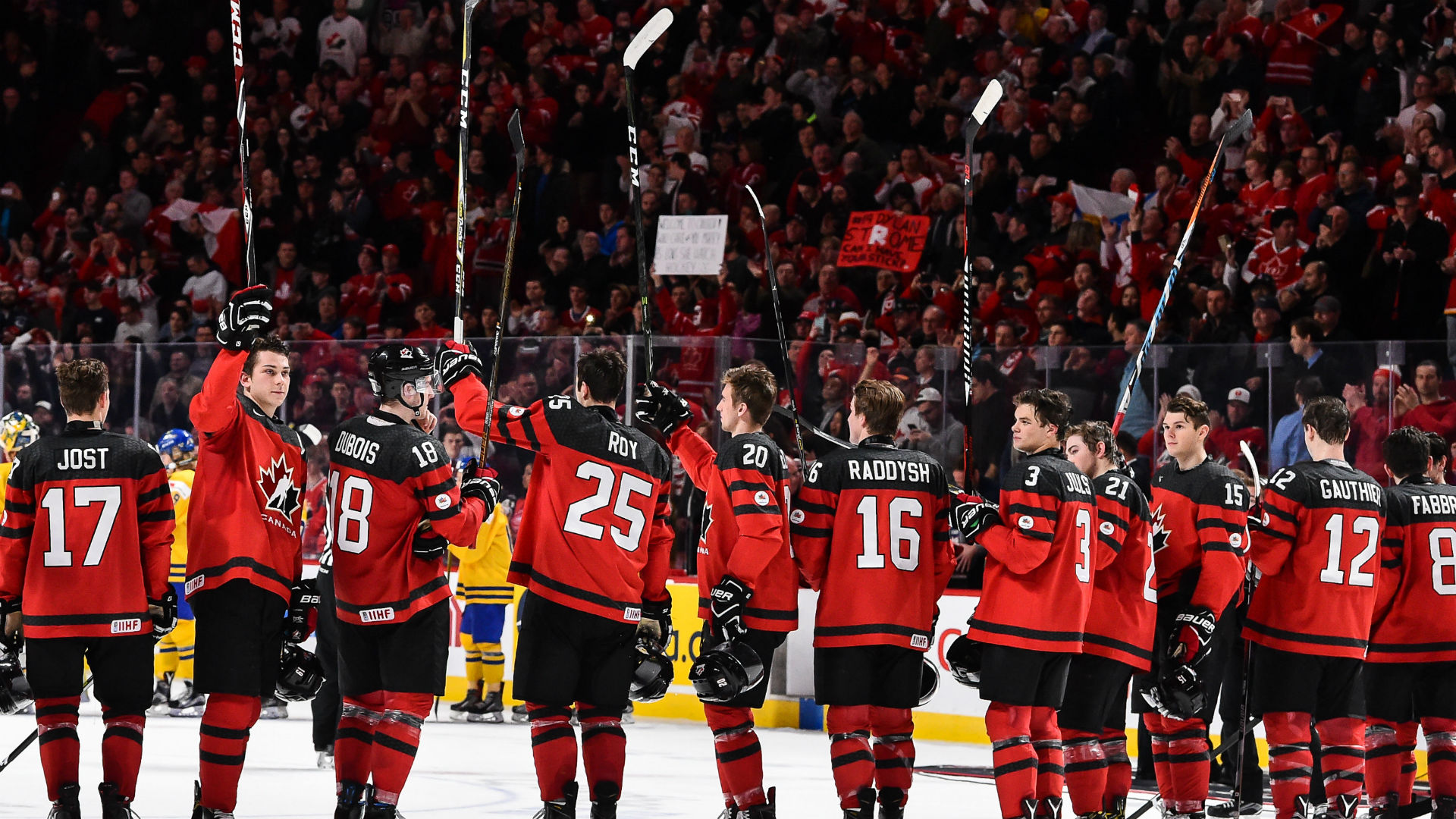 Hockey Canada names 32 players to world junior selection camp