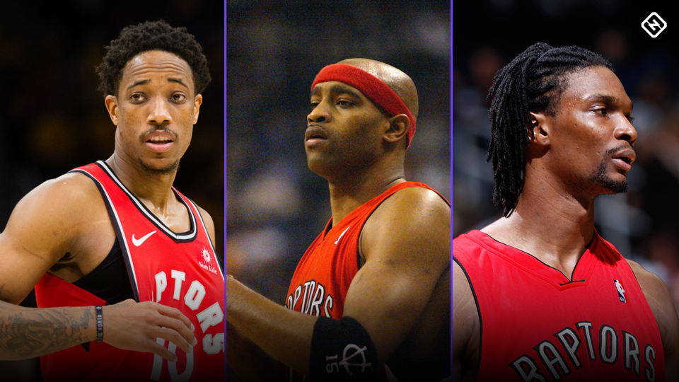 the 5 greatest toronto raptors of all time nba sporting news