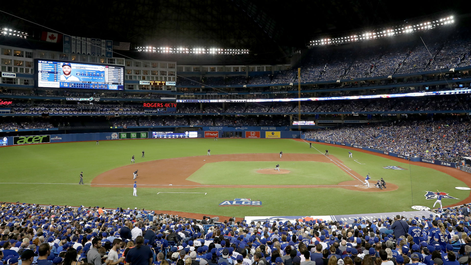 Rogers considering selling Toronto Blue Jays, report says