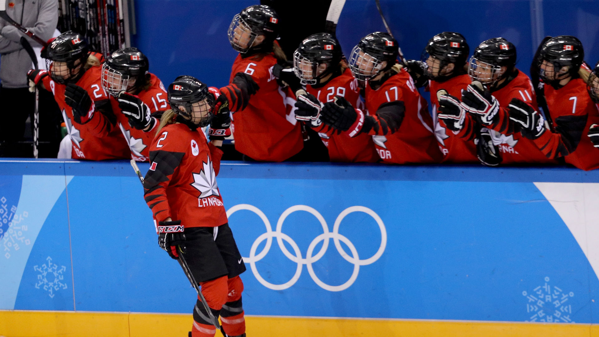 Olympic Women's Hockey Doesn't Need to be Changed
