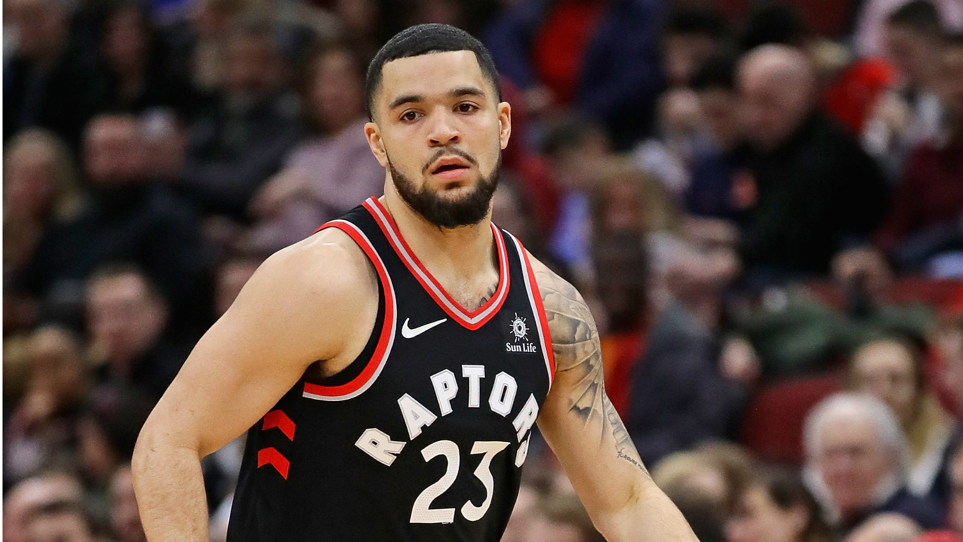 Fred VanVleet injury update: Raptors guard exits final regular season game with shoulder bruise ...