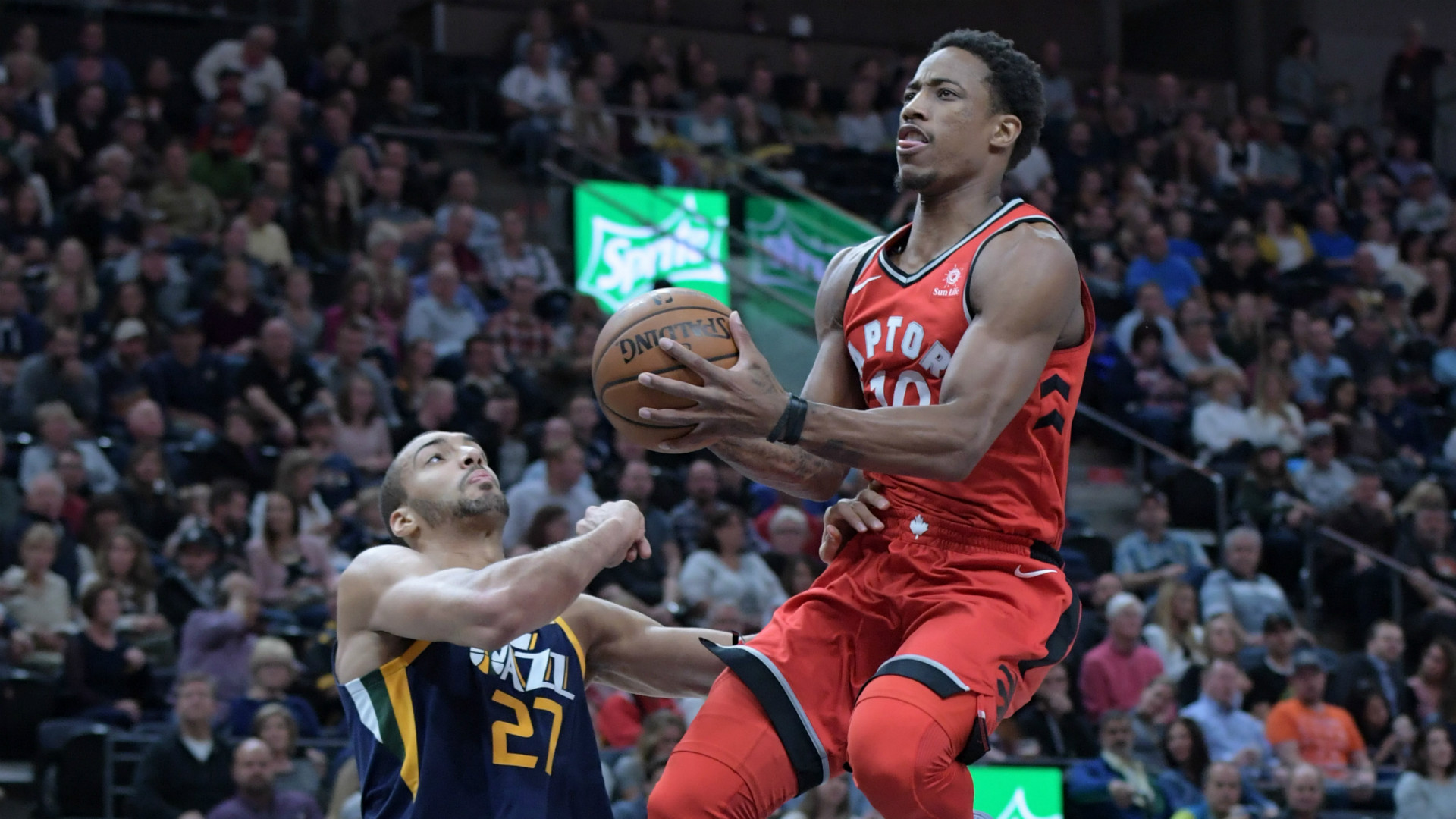 Raptors' DeMar DeRozan picks up Eastern Conference player of week award