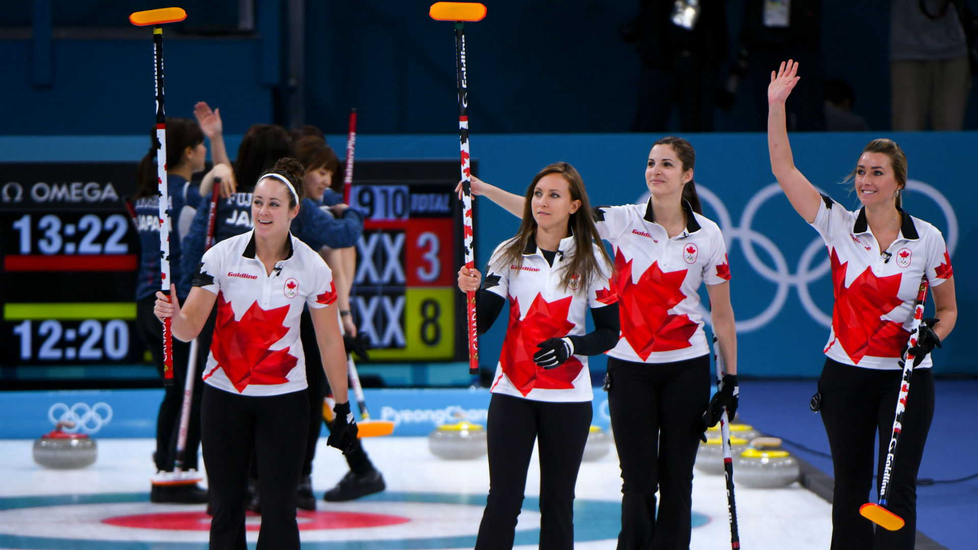 Canada's Homan misses Olympic curling playoffs, Koe advances