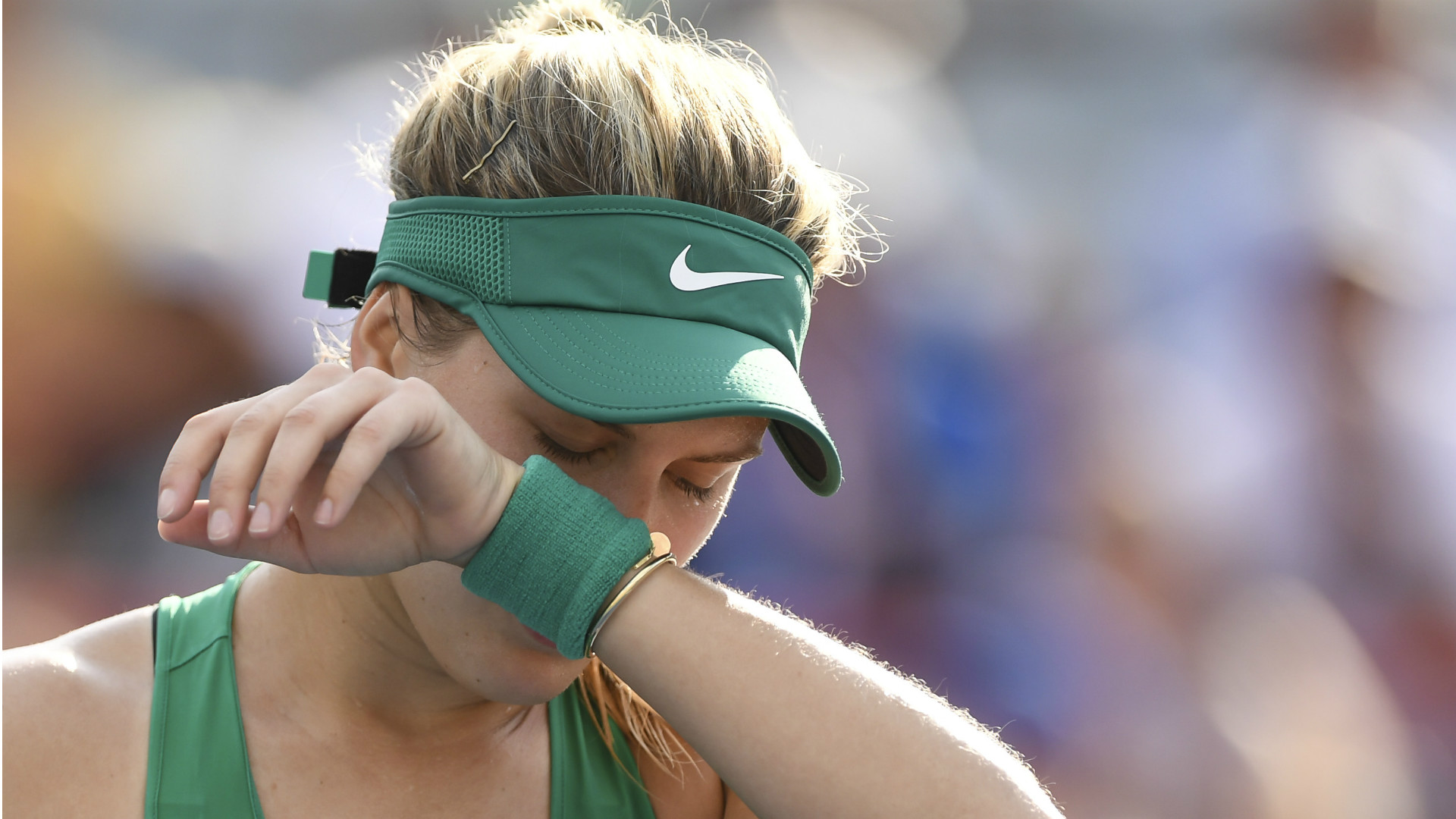 Halep beats Stephens in Montreal in repeat of French Open win