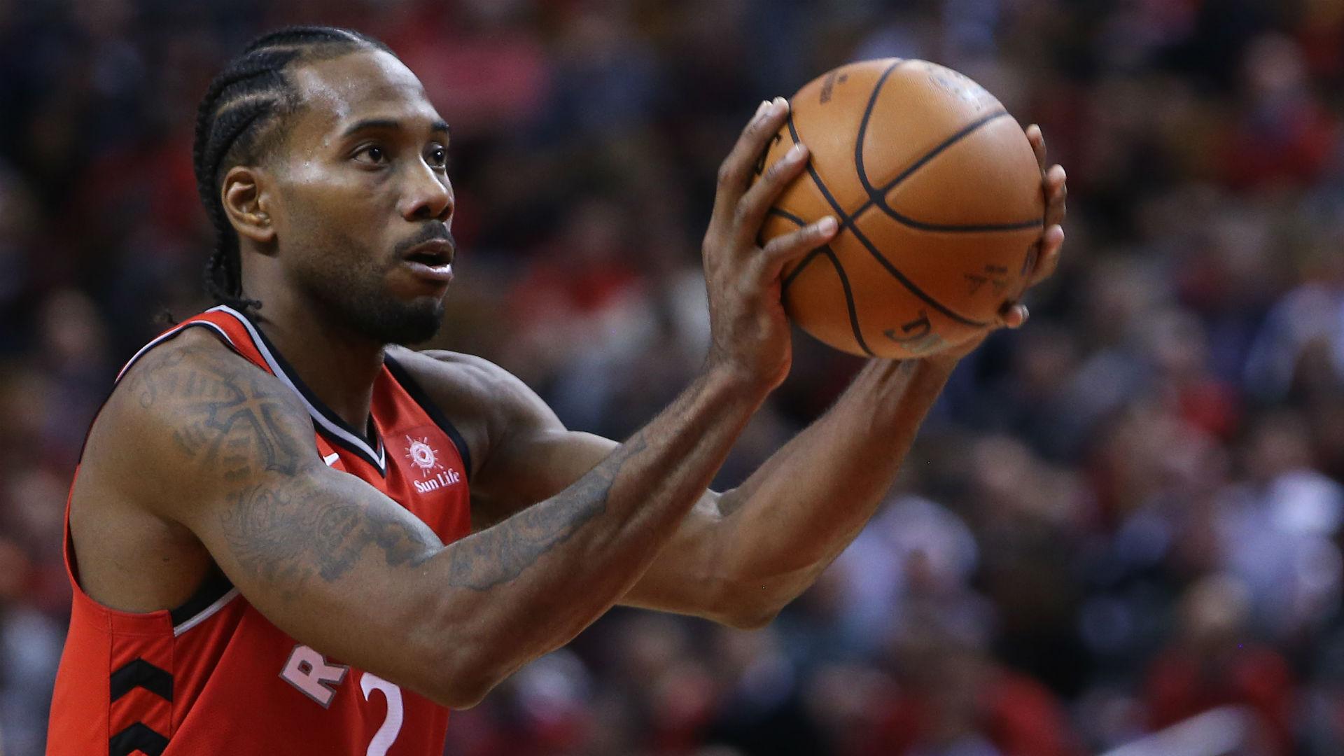 Kawhi Leonard: Kawhi Leonard Drops 35 Points, Raptors Tie Franchise