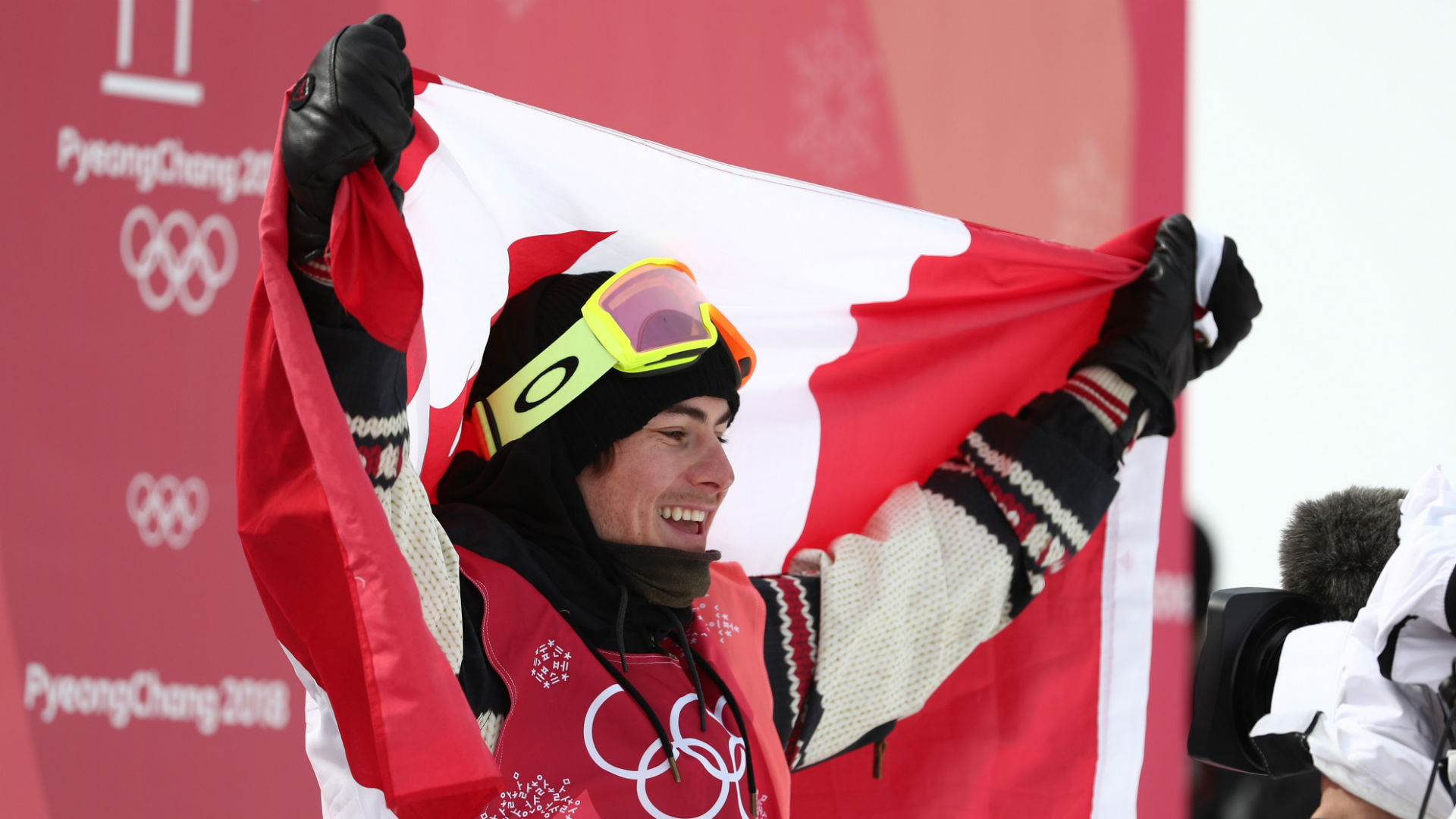 Canada's Toutant wins Olympic gold in snowboard big air