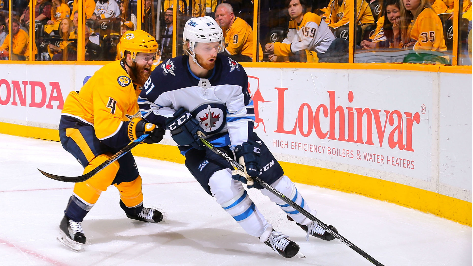 Nashville Predators vs. Winnipeg Jets 5/1/18, Prediction & Odds