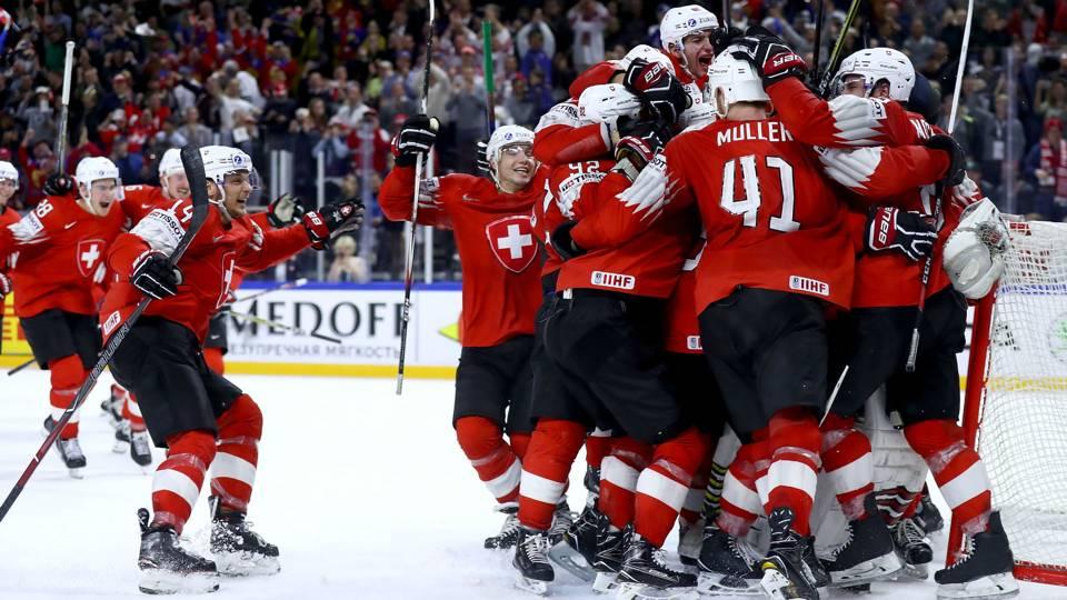 IIHF World Championship 2018: Canada stunned by ...