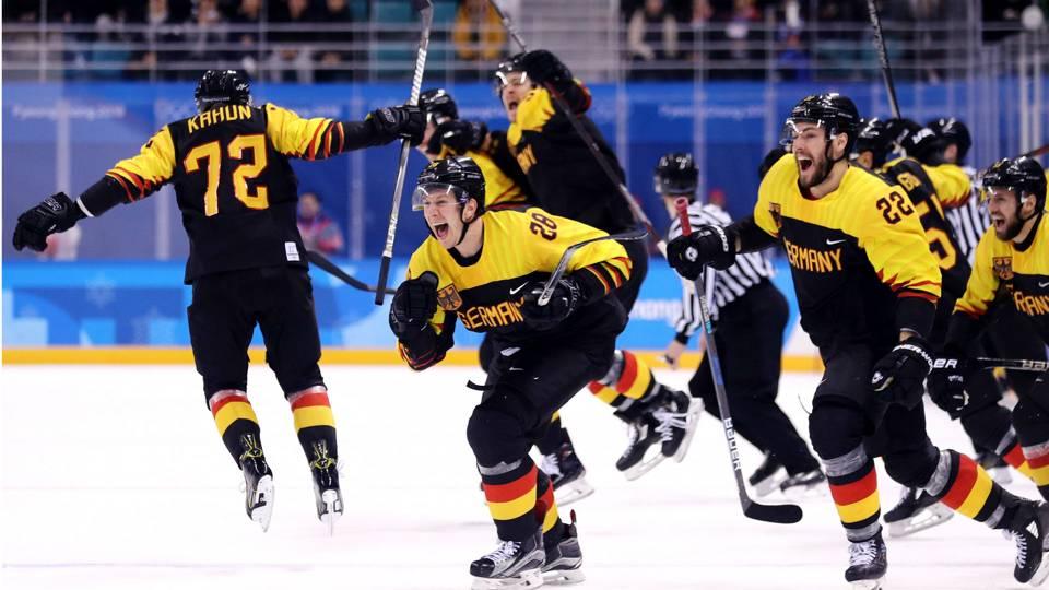 deutschland ice hockey