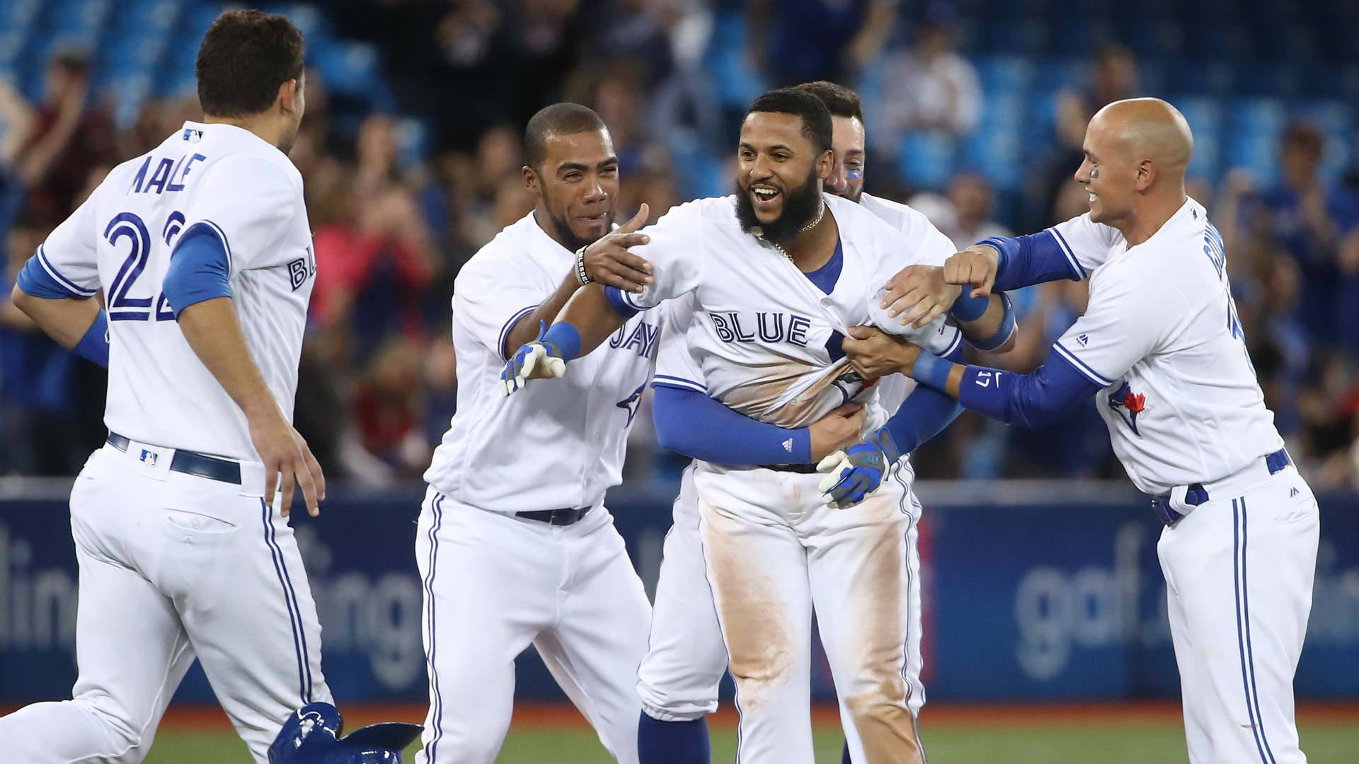 Toronto extends winning streak to four games — Blue Jays notebook""