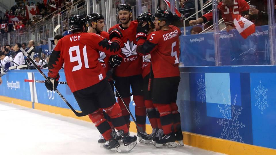 Winter Olympics 2018: Canada beats South Korea 4-0 in men ...