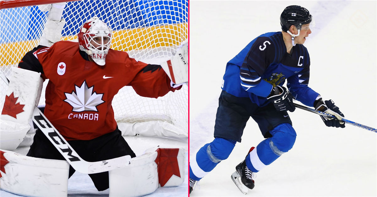 Sore Loser? Canadian Hockey Olympian Yanks Silver Medal Off Neck in Disgust