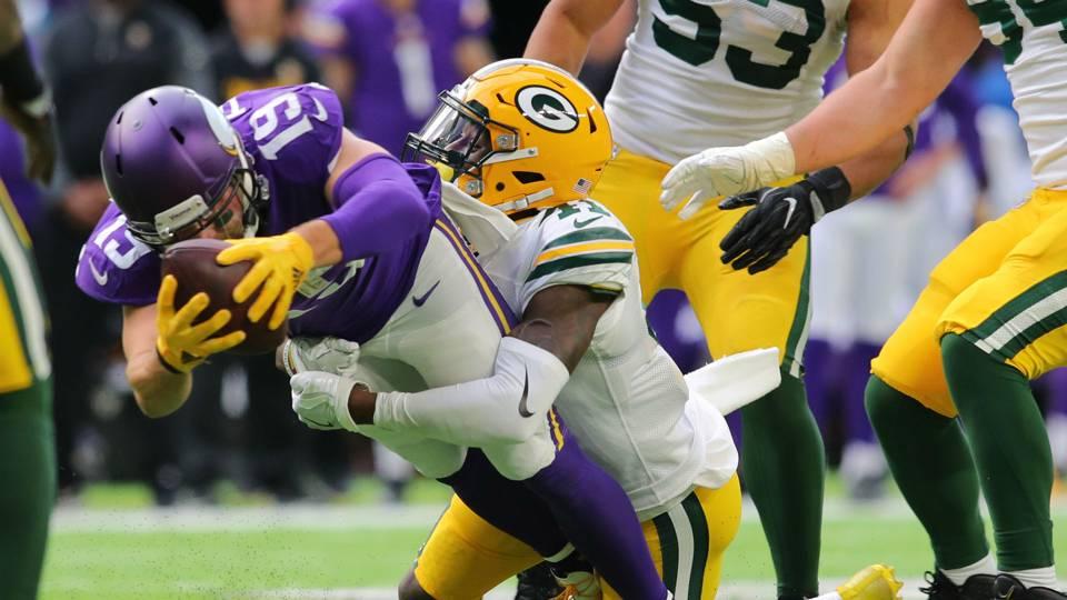 NFL 2018 Week 2: Vikings vs. Packers preview, statistics ...