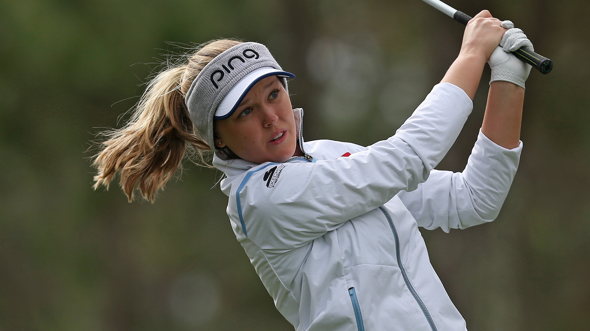 Ji survives cold and wind to win LPGA Tour opener