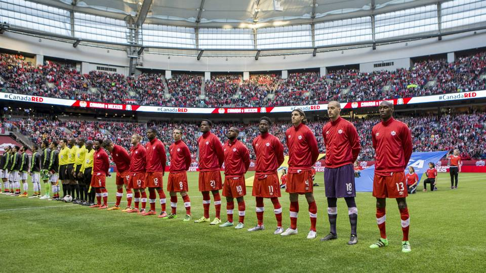 Canada men's soccer team