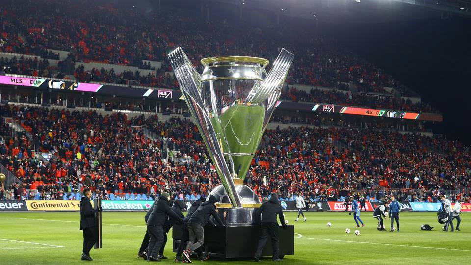 MLS Cup replica