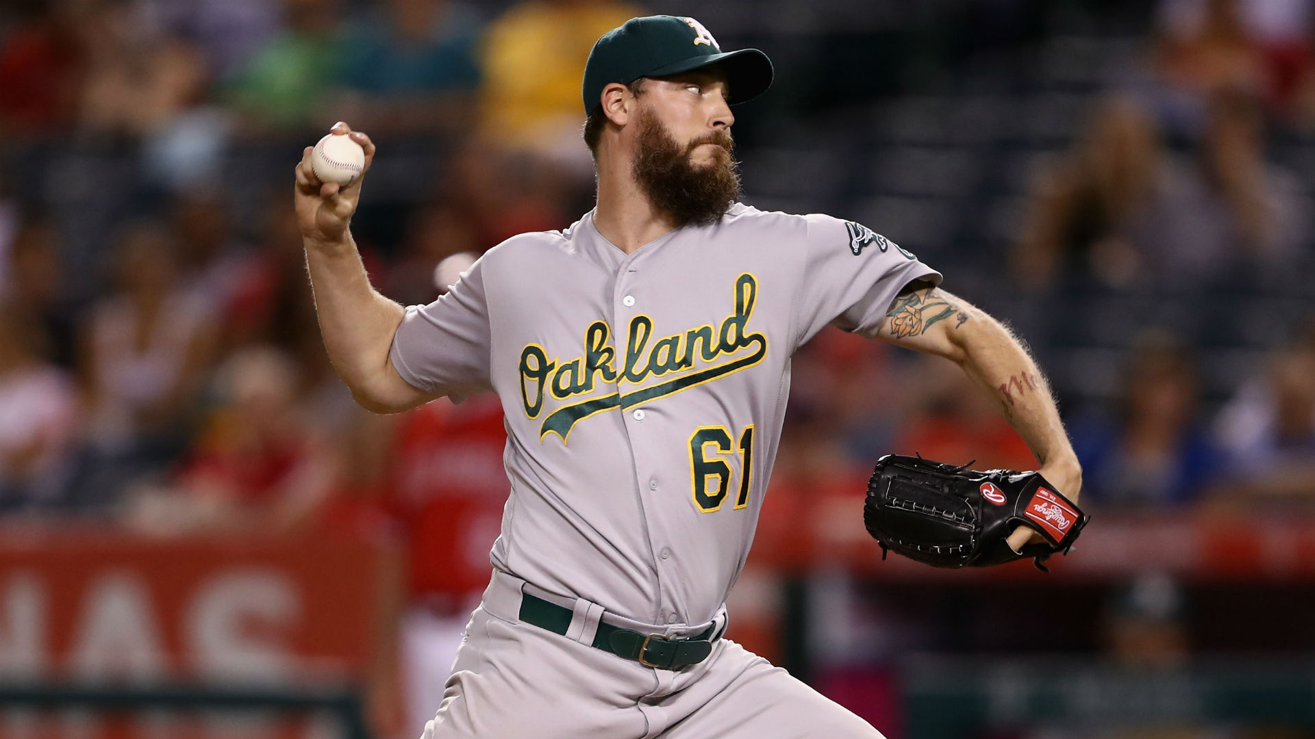 Blue Jays reportedly agree to deal with reliever John Axford