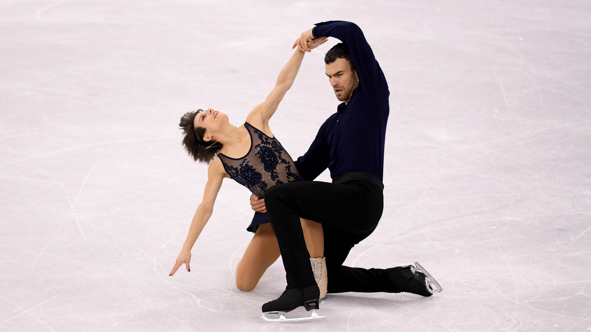 Canadian Figure Skater Eric Radford Took Home The Gold