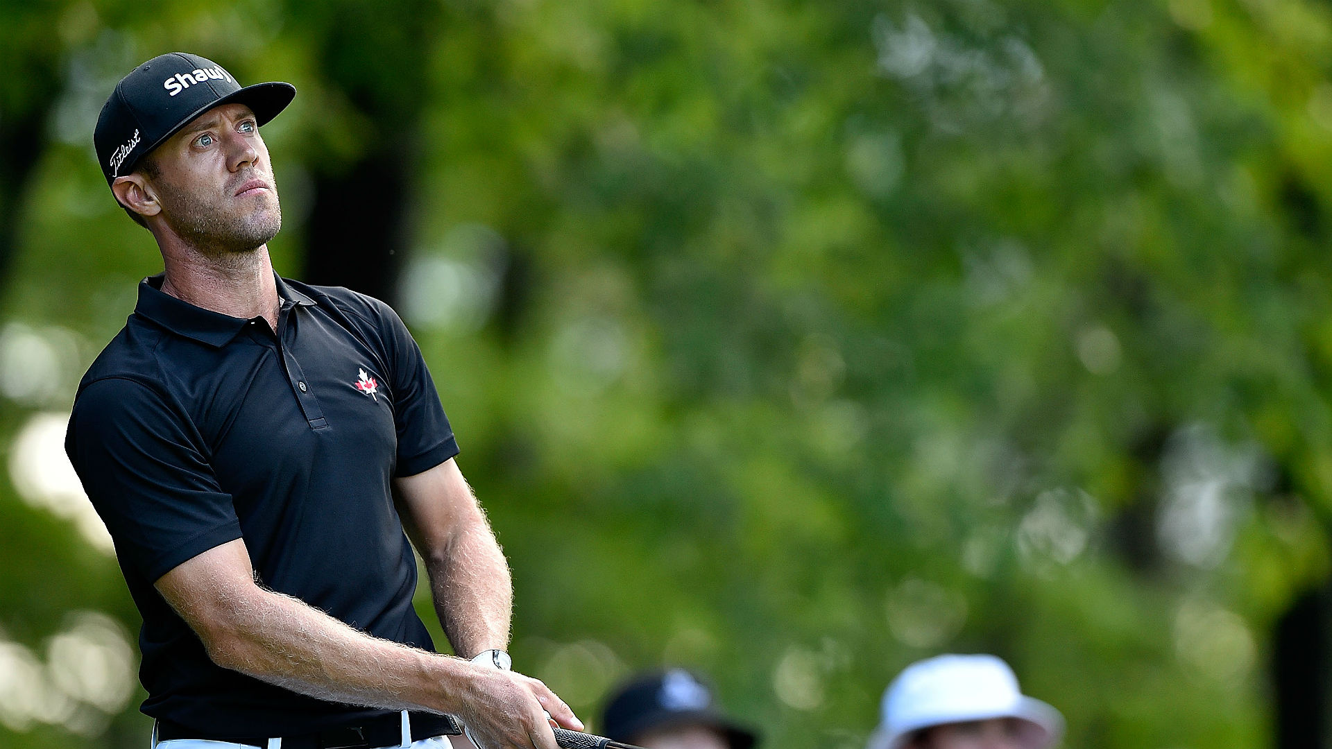 Dizzy spells hinder Kuchar as five share Canadian Open lead