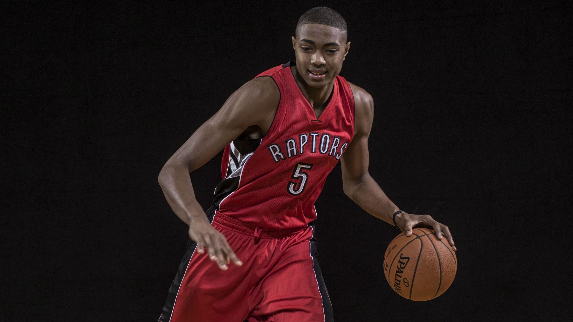 Raptors acquiring shooting guard Malachi Richardson