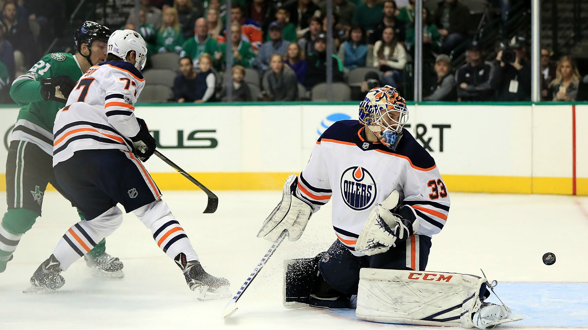 Oilers goalie Cam Talbot to injured reserve