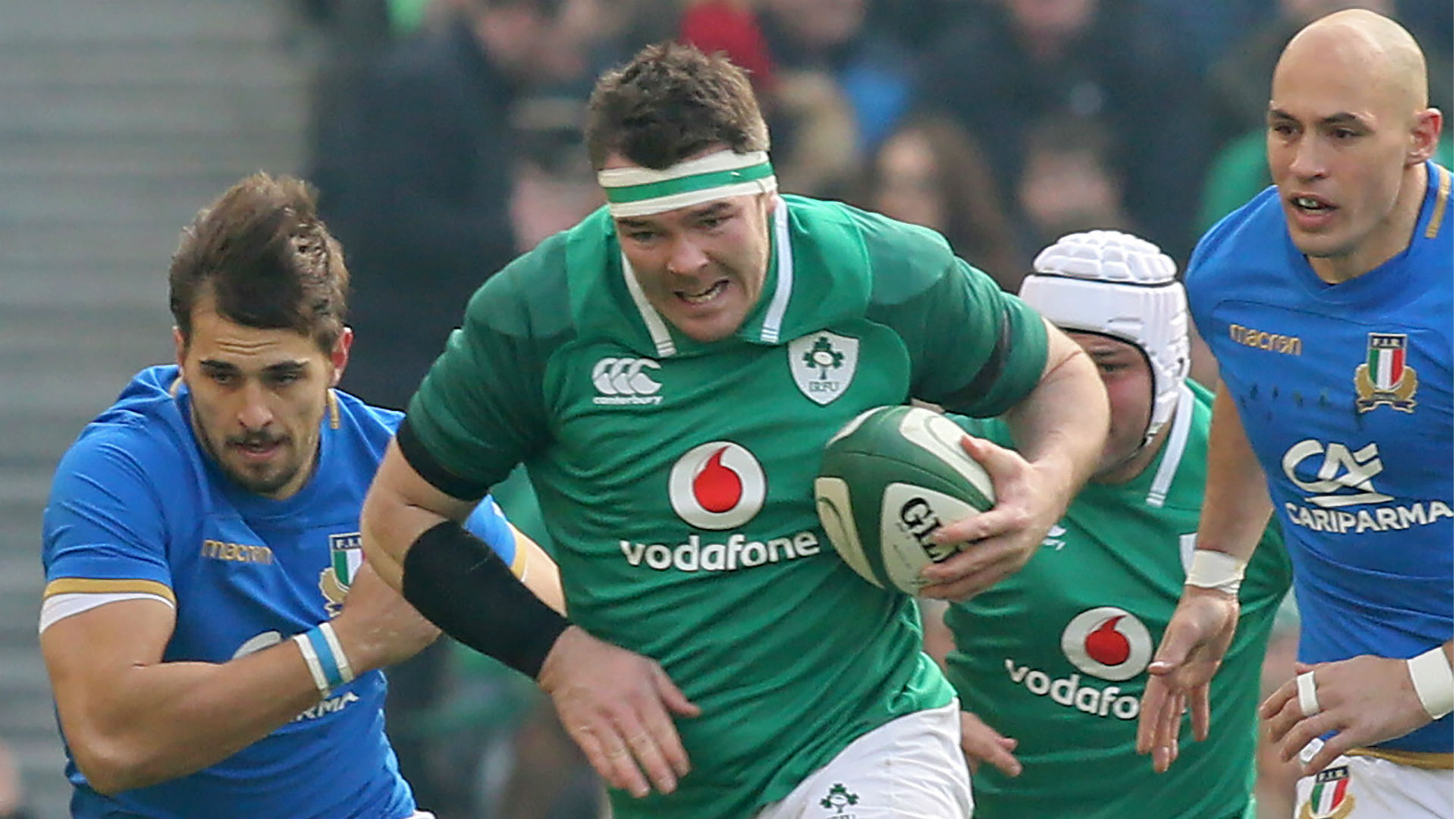 Injured Henshaw Ruled Out Of The Rest Of The Six Nations