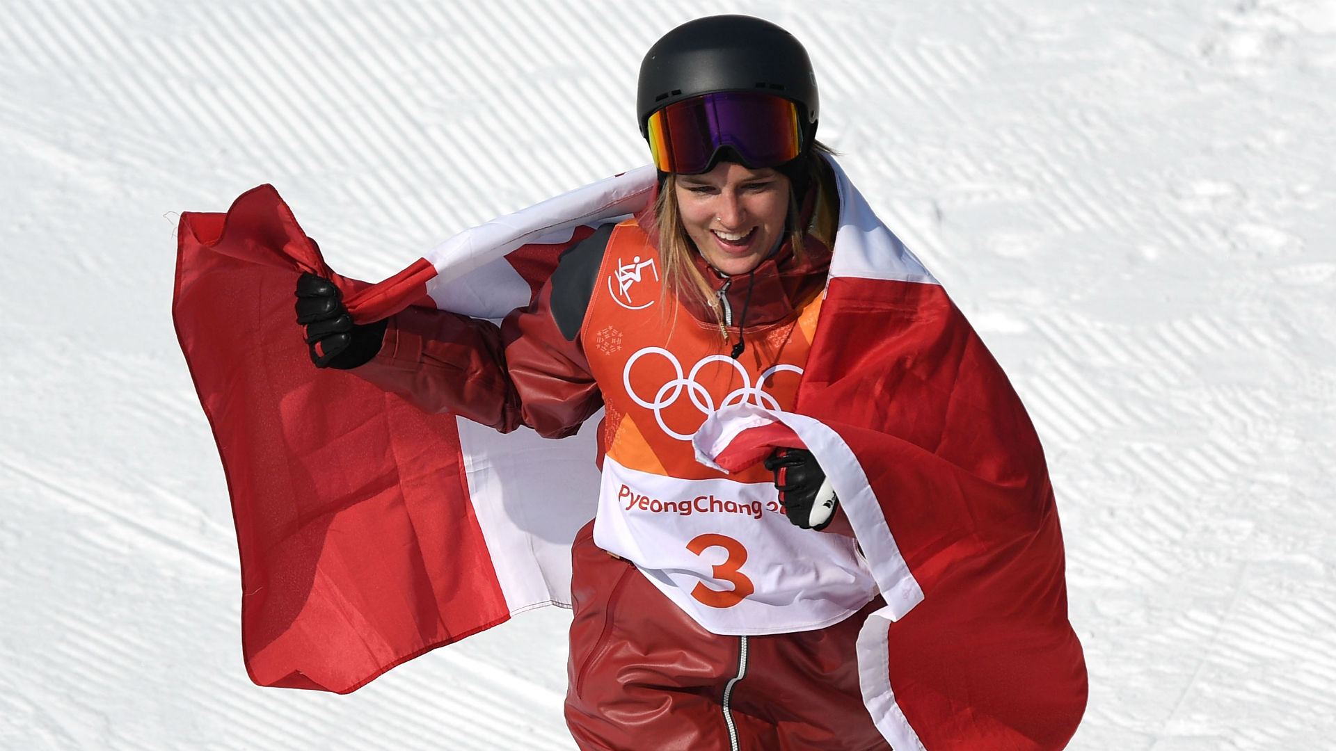 Tahoe-trained Brita Sigourney takes bronze in halfpipe