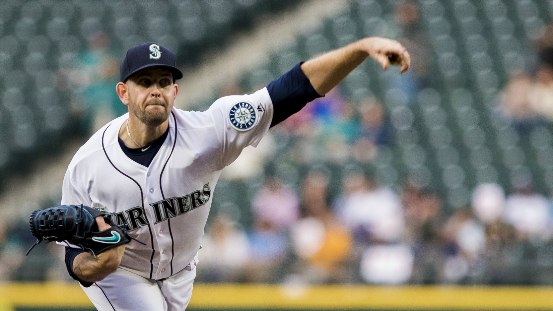 Canada's James Paxton records 16 strikeouts for Mariners, sets MLB record
