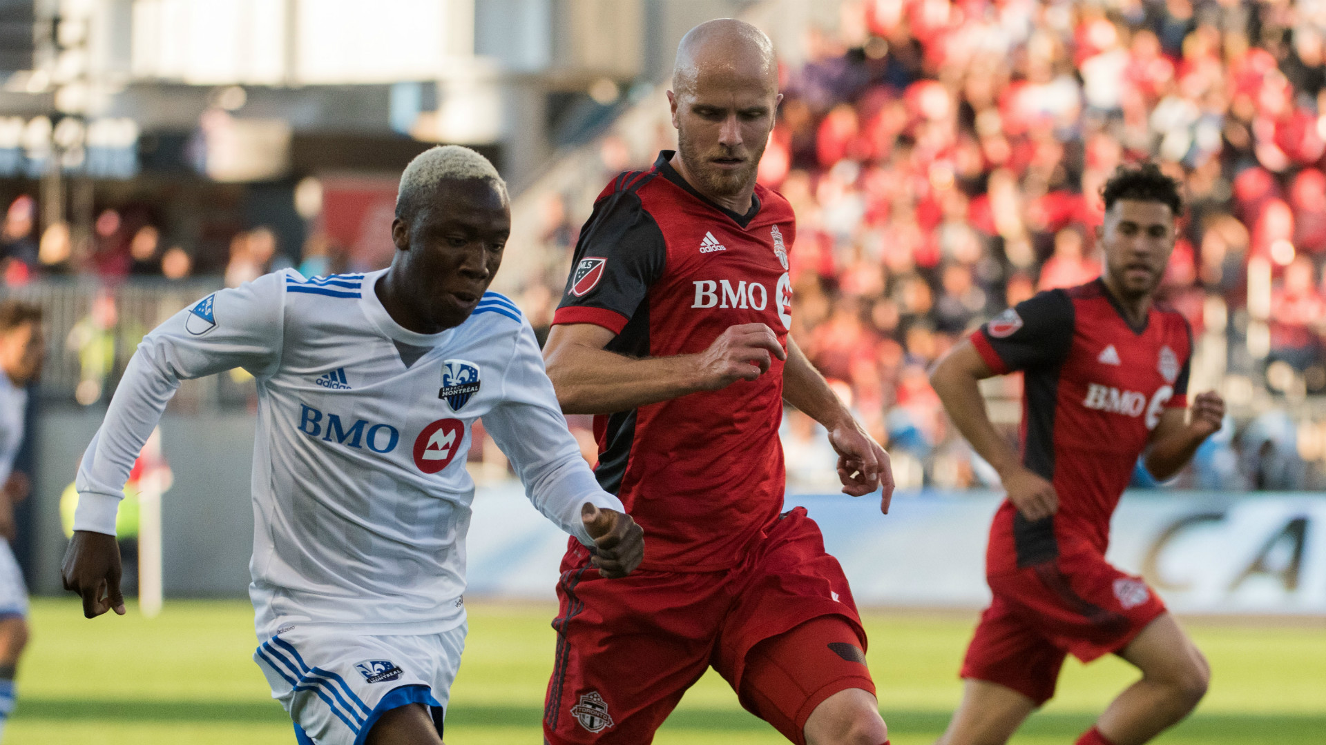 Giovinco scores twice, Toronto extends unbeaten streak to 9