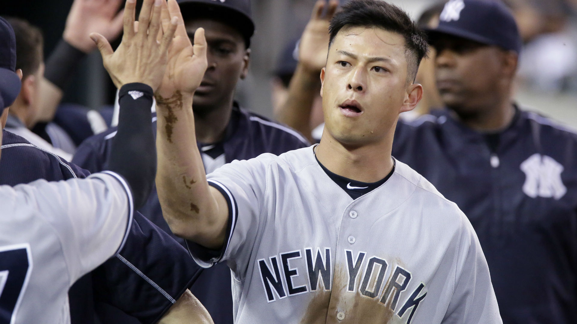 Yankees make Sunday morning trade, deal Rob Refsnyder to Blue Jays