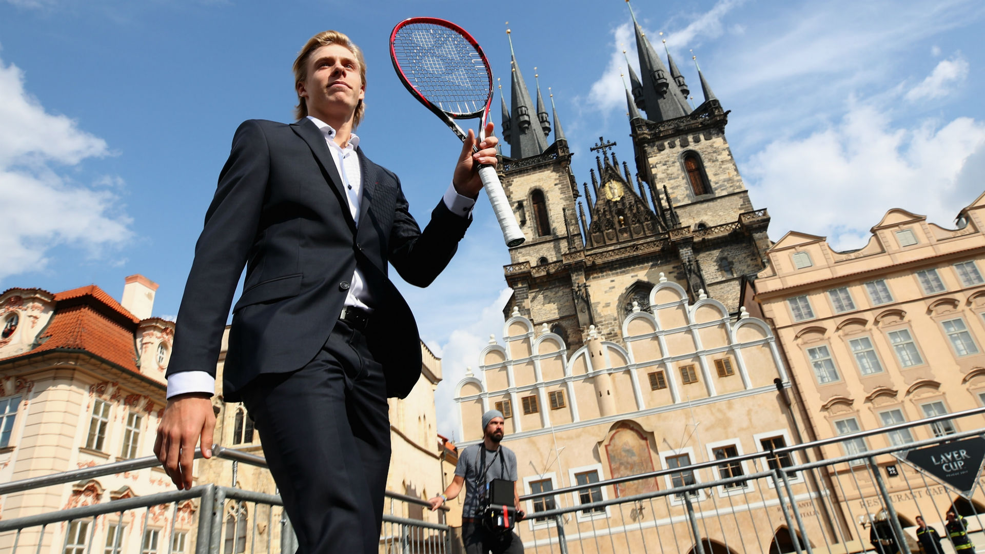 Laver Cup Opens Play Friday With Zverev v Shapovalov; Nadal In Doubles