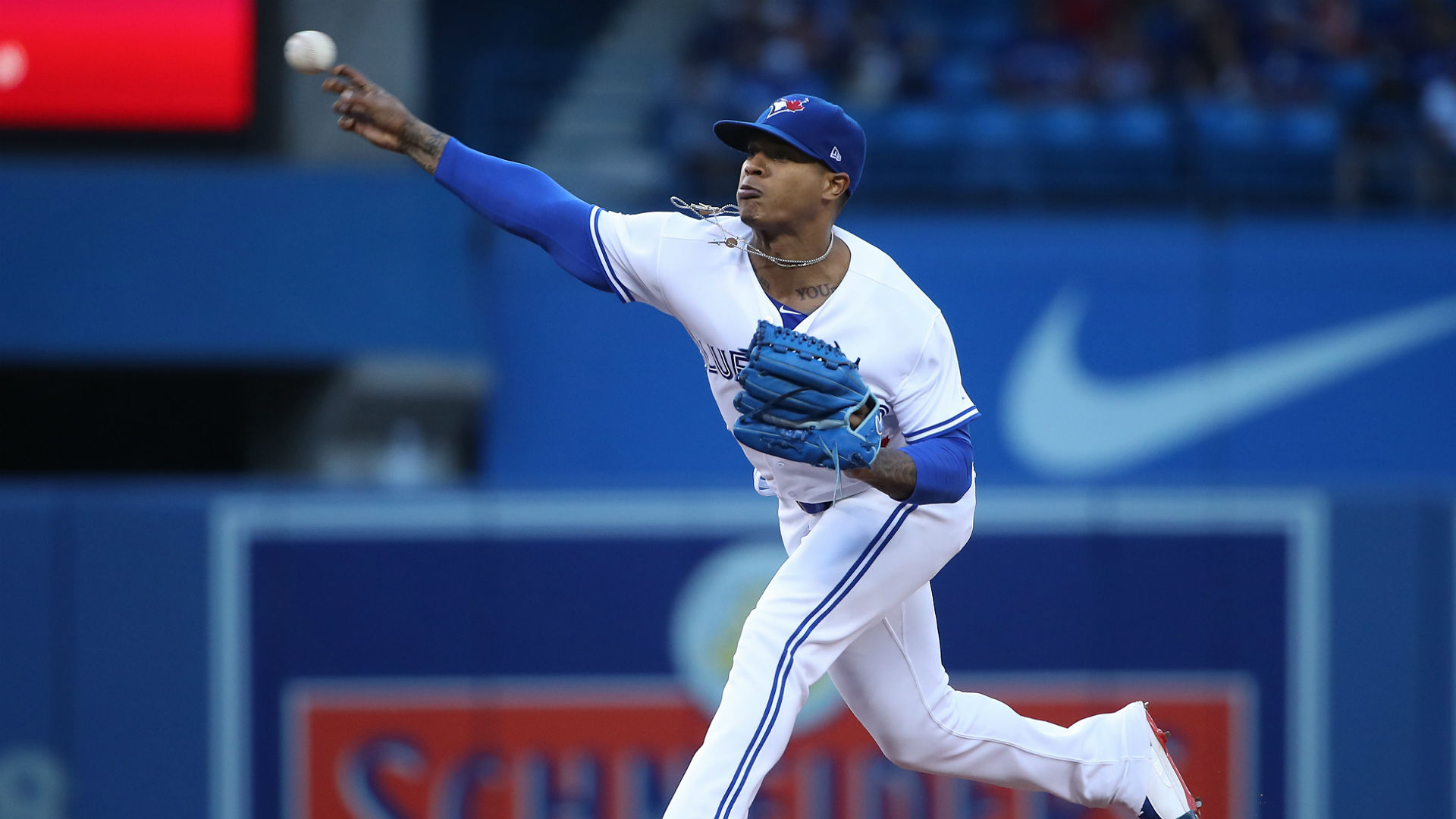 Rays halt Toronto win streak — Blue Jays notebook