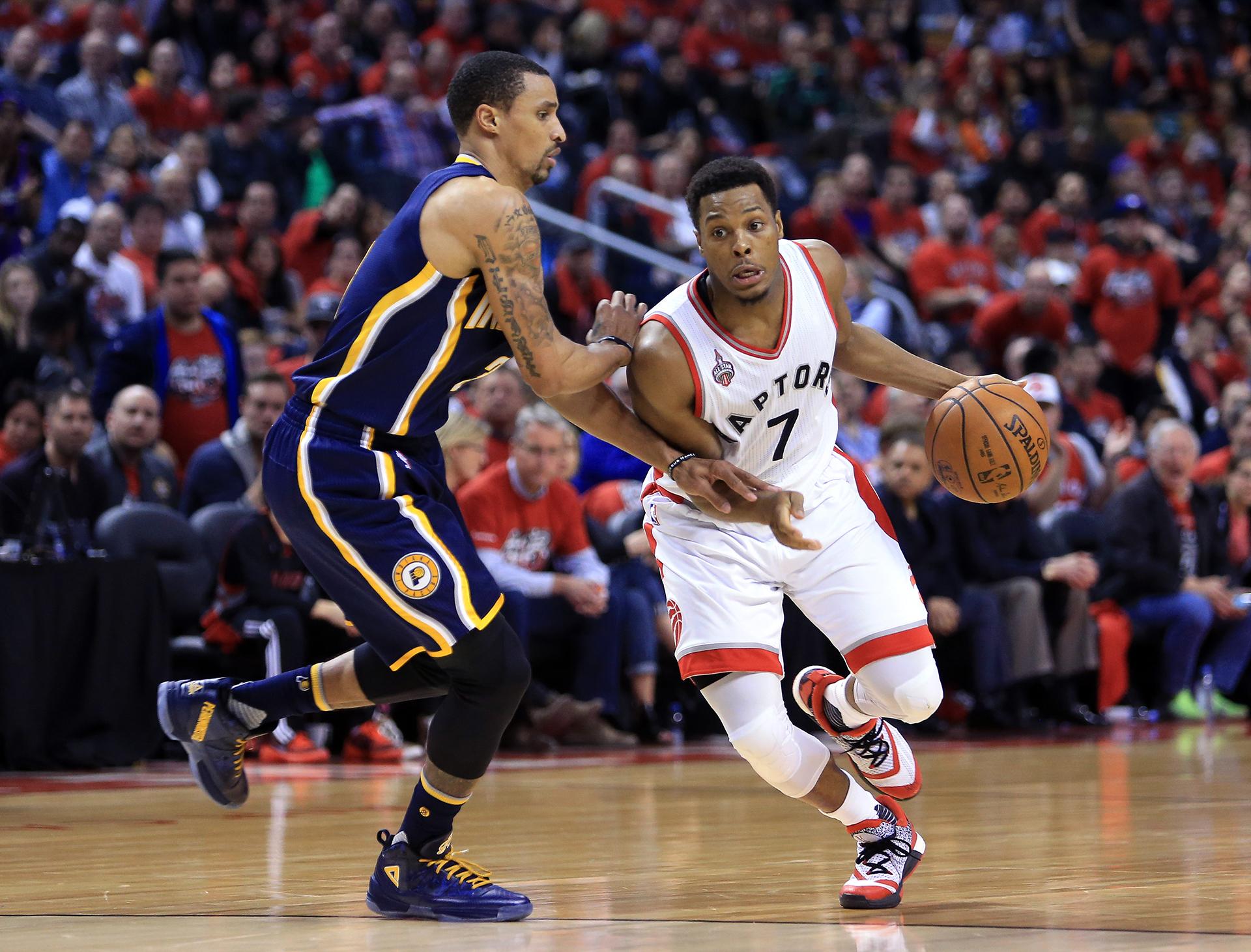 Lance does it again, Pacers beat Raptors