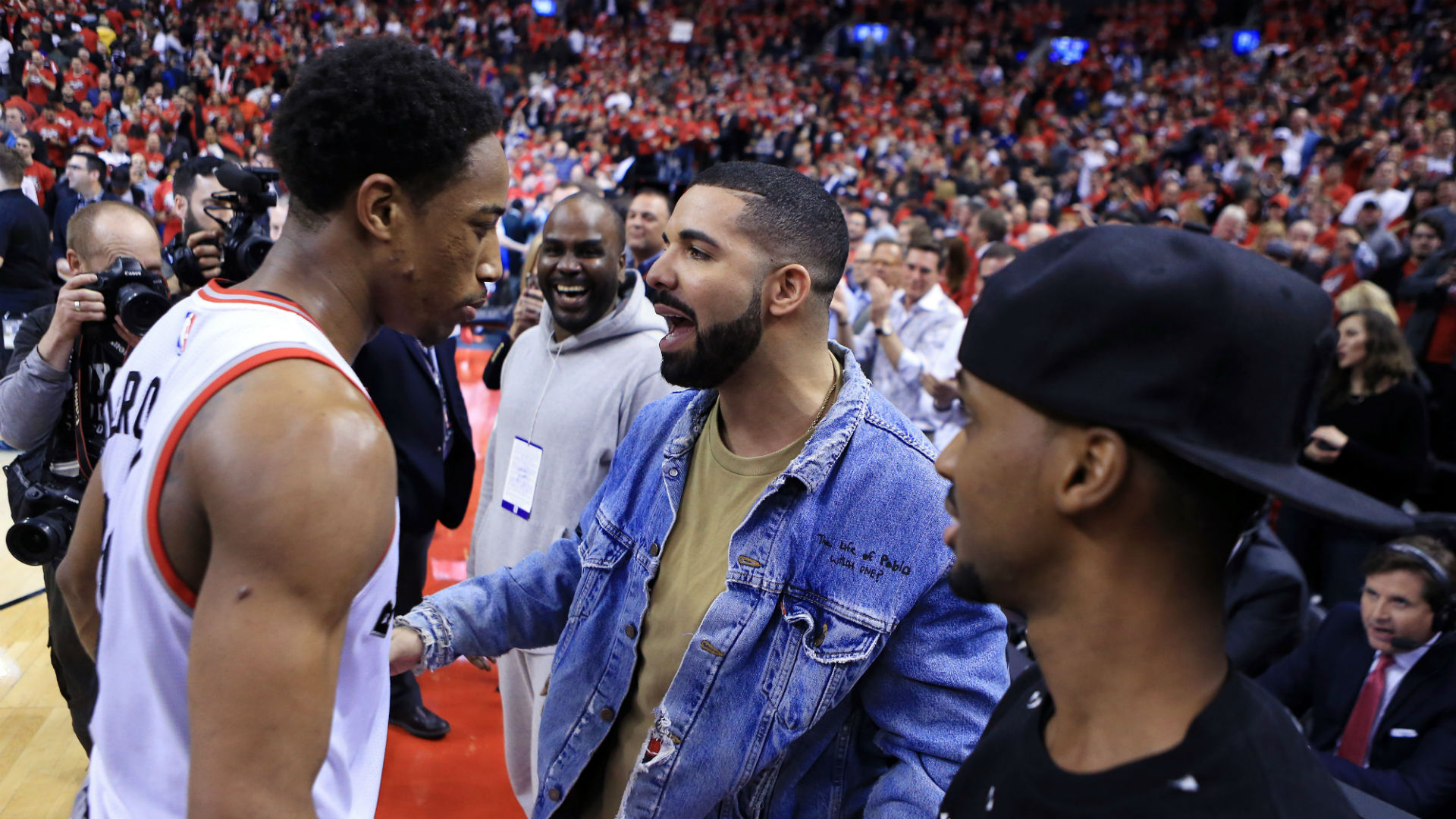San Antonio Spurs: DeMar DeRozan sought advice from Drake after trade