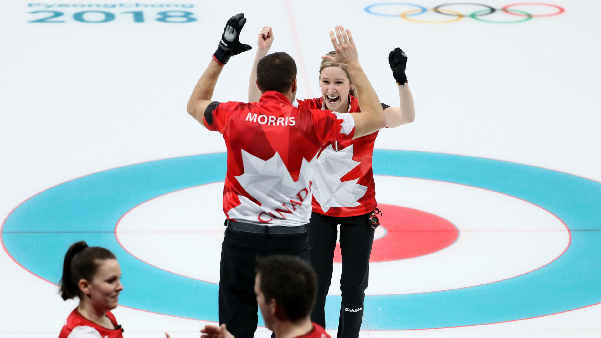 Canada's Lawes, Morris win mixed doubles curling gold