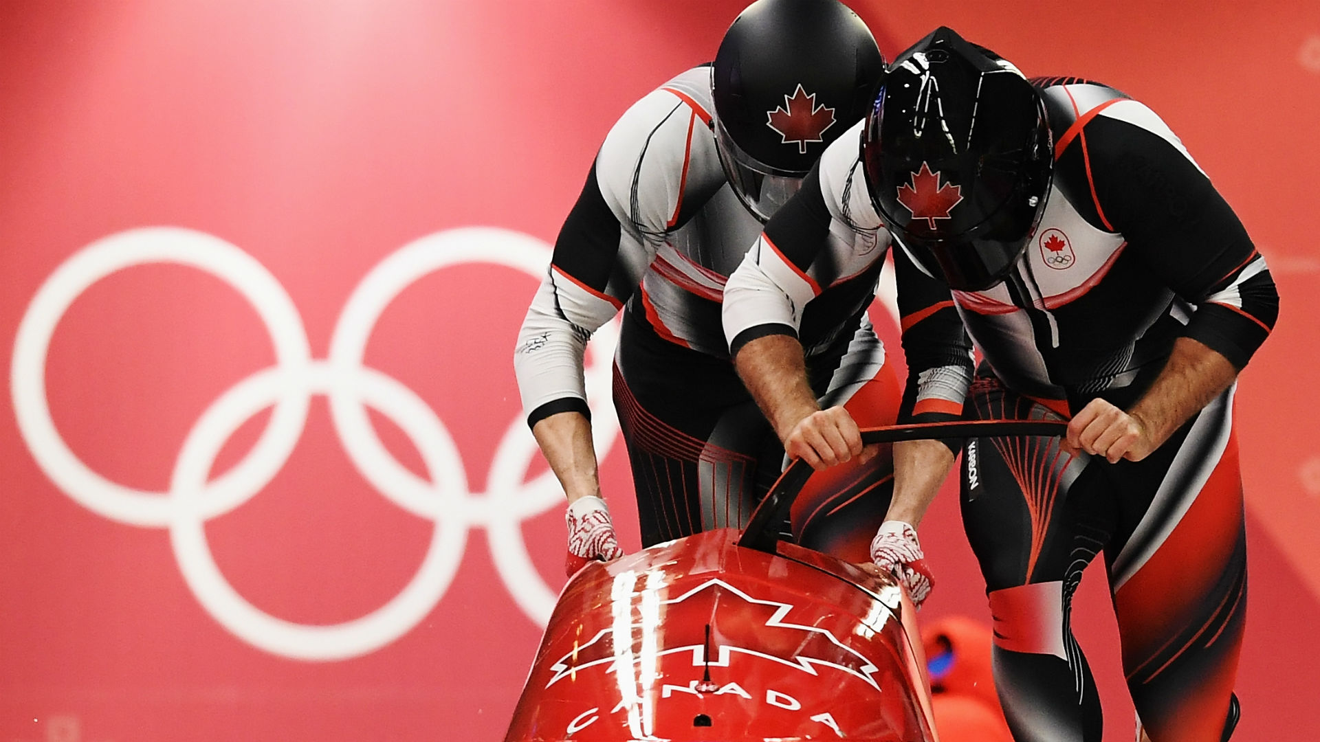 Hawaii-born Canadian among winners of 2-man bobsled gold