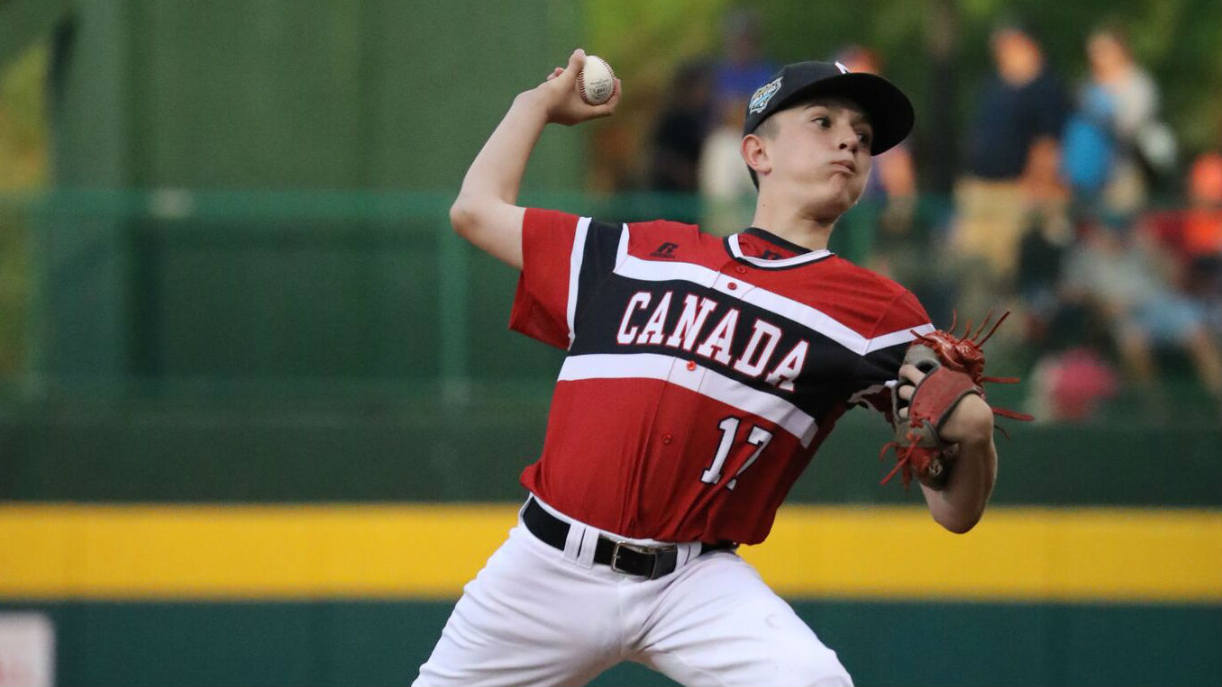 Little League World Series 2018 Canada Vs Mexico Live Updates Score Highlights