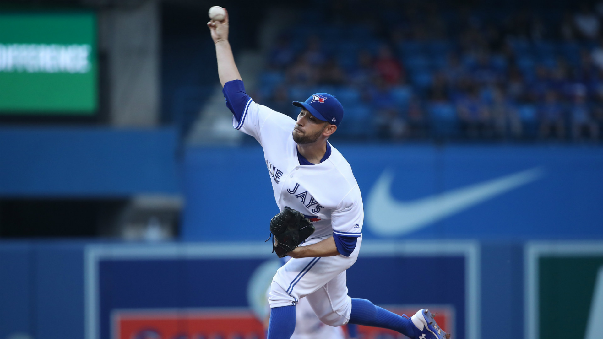 Marco Estrada allows two home runs in Blue Jays' loss to Rays