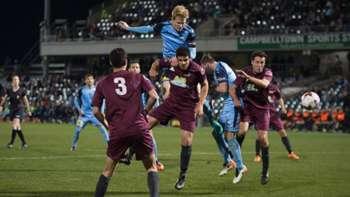 GALLERY : Sydney FC Rampant Against MacArthur