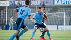 GALLERY: NPL Stars In United Test