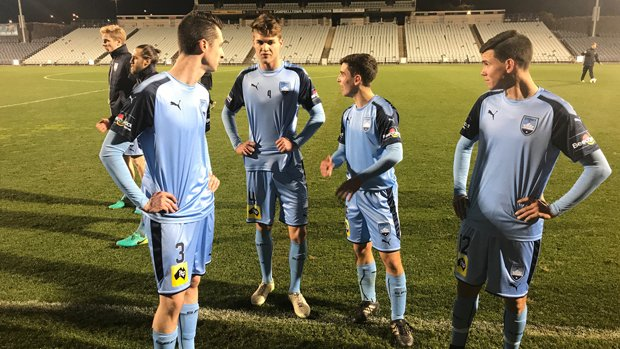 Sky Blues Win 4-0