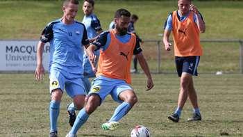 GALLERY: Sky Blues Pre-Season Training