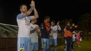 Sky Blues reach Westfield FFA Cup Final
